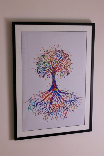 Tree of life at The Neuro-Muscular Clinic, Chiropractor in Woking